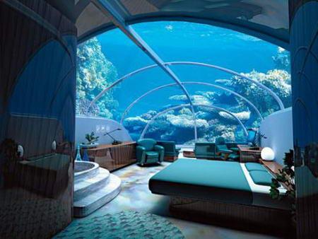 Jules Undersea Lodge : Florida